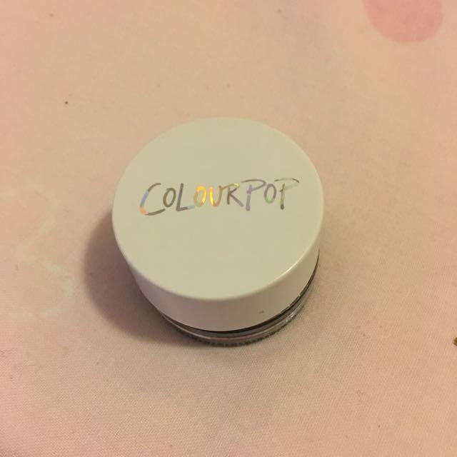 COLOURPOP - JET SET BLACK BROW COLOUR POT