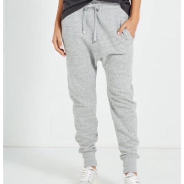 Cotton On basic drop crotch pants