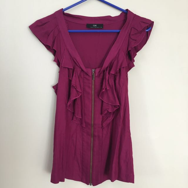 Cue Top (Size 8)