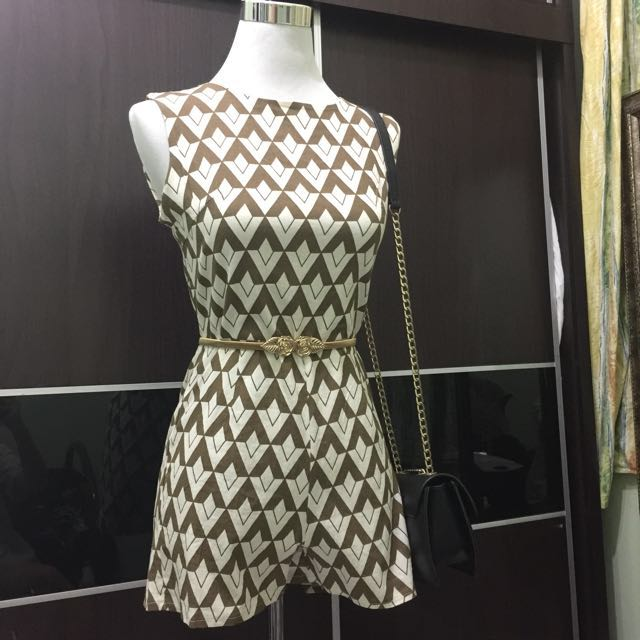 Diamond Playsuit/jumpsuit
