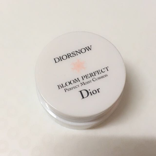 DIORSNOW Bloom Perfect Brightening Cushion