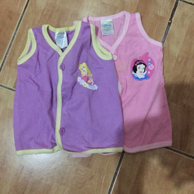 Disney sleeveless (price for 2)