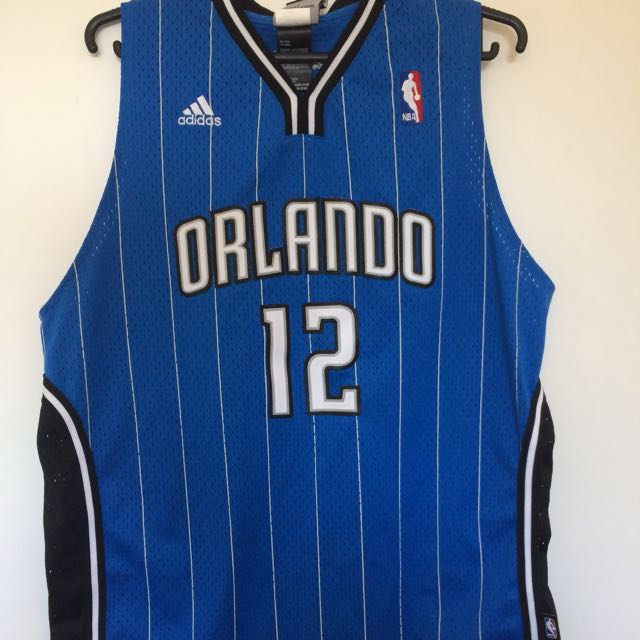 abc8bd672ee Dwight Howard Orlando Magic Jersey NBA