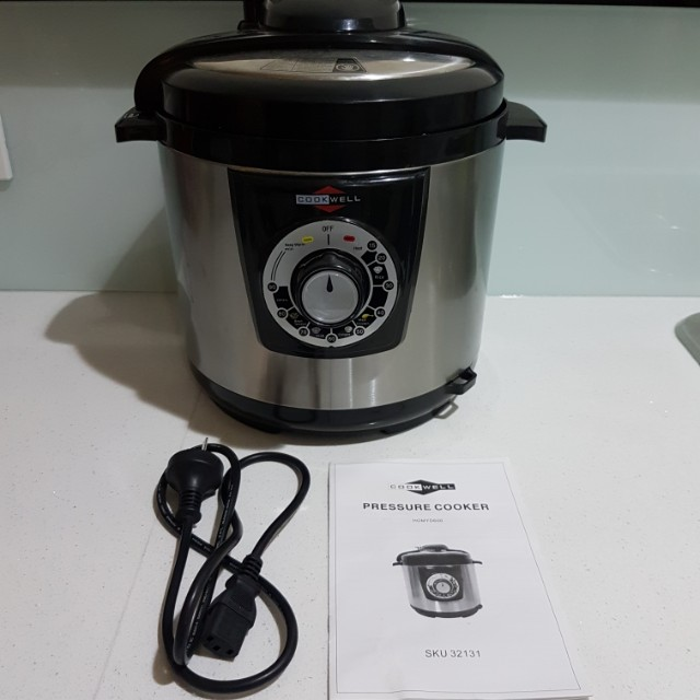 Electric Pressure Cooker & AWW Pressure Cooker Cookbook