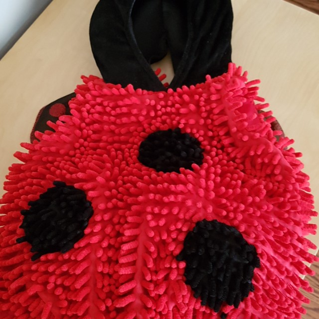 EUC Lady BUG costume - size 3-6M