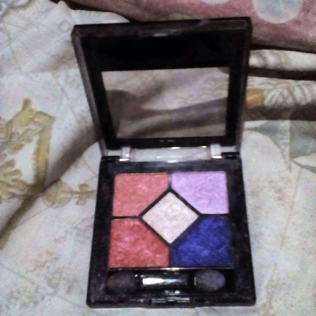 Ever Bilena Eyeshadow 5 Shades