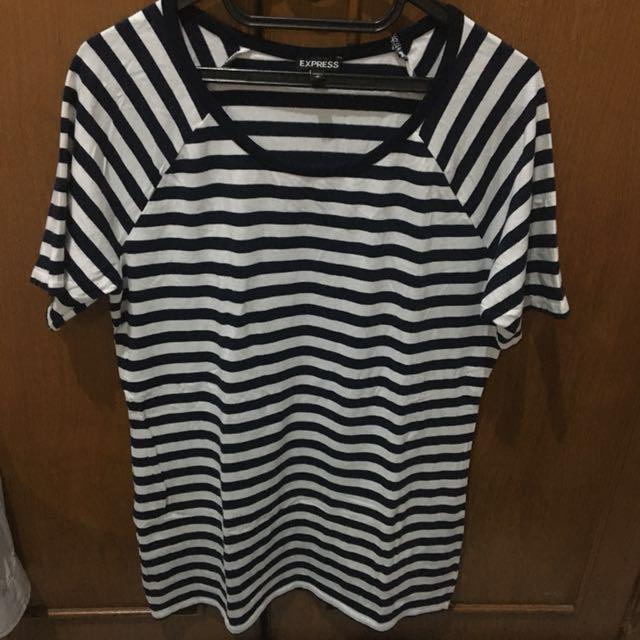 Express stripes shirt