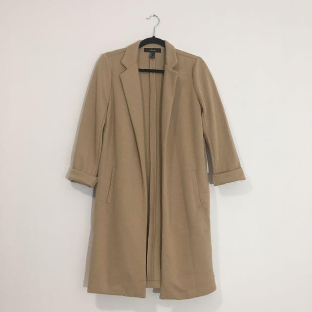 F21 Longline Coat