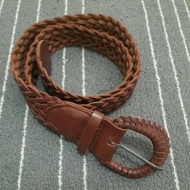 [FOREVER 21] Brown Belt