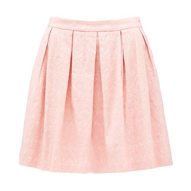 FOREVER NEW Size 8 - Jacquard Prom Skirt (RRP $69.99)