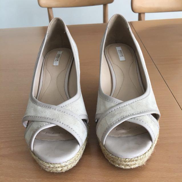 GEOX Respira wedge heels
