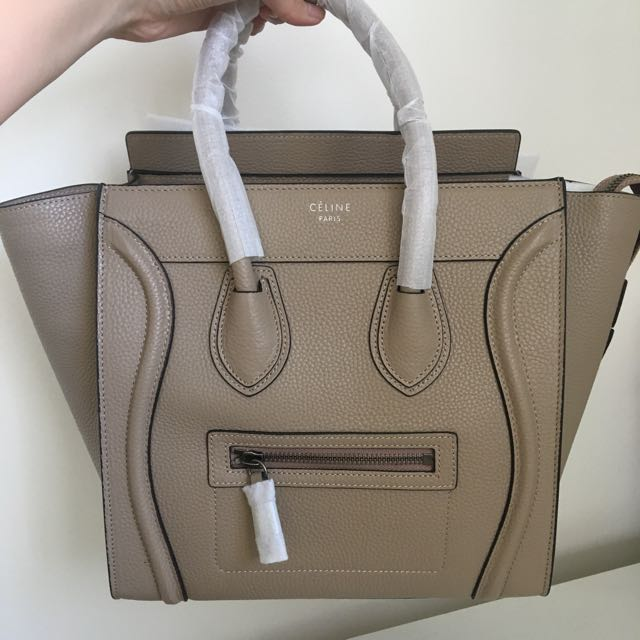 Give Me Your Best Price! Celine Tote Bag 26cm