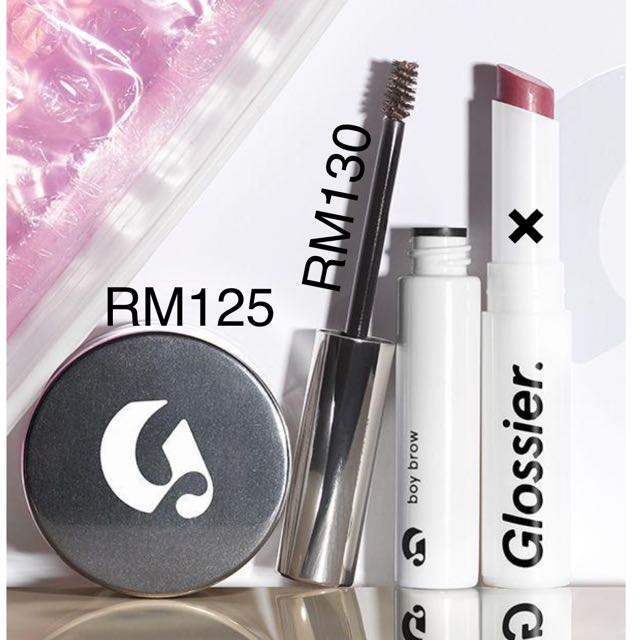 GLOSSIER BOY BROW AND STRETCH CONCEALER