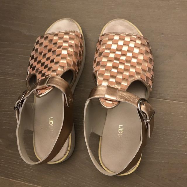 Gorman Pink Sandals