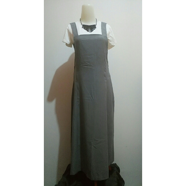 Grey Overall-basic (not include inner)