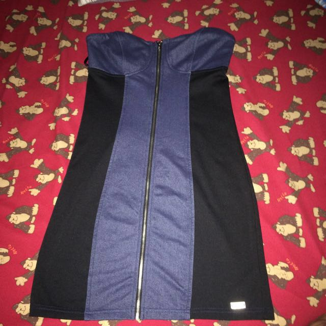 Guess Body Con Tube Dress