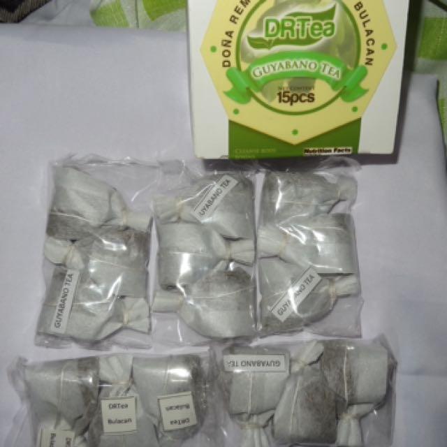 Guyabano Herbal Tea