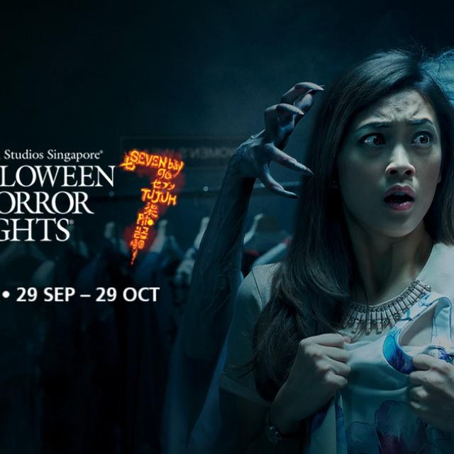 Halloween Horror Nights 2017 tickets, Tickets & Vouchers, Event ...