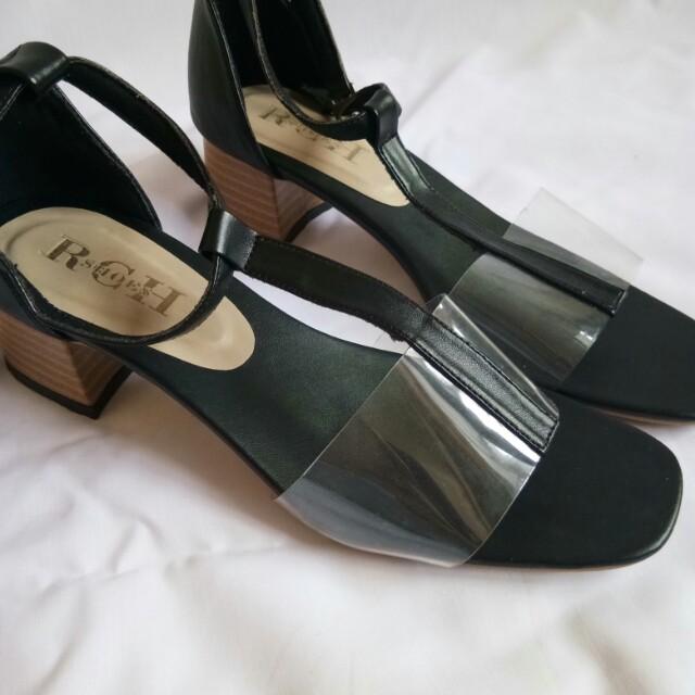 [REPRICE] Handmade shoes Black
