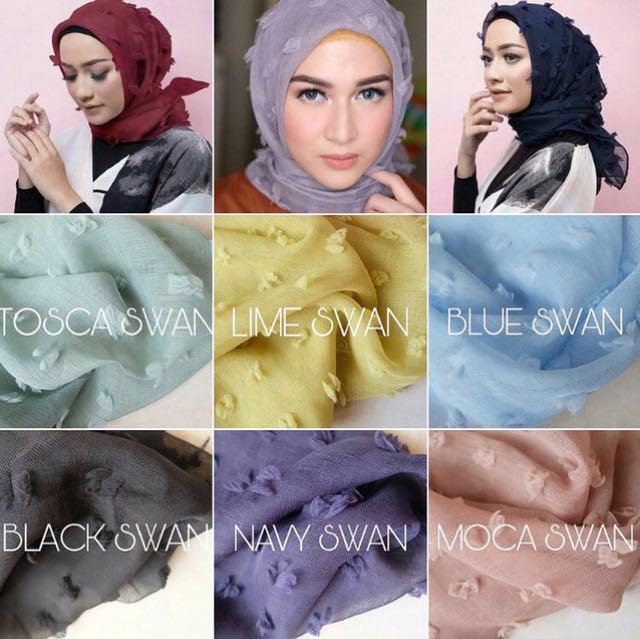 Hijab Ruby Square