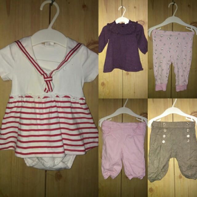 H&M Babies ( take all)