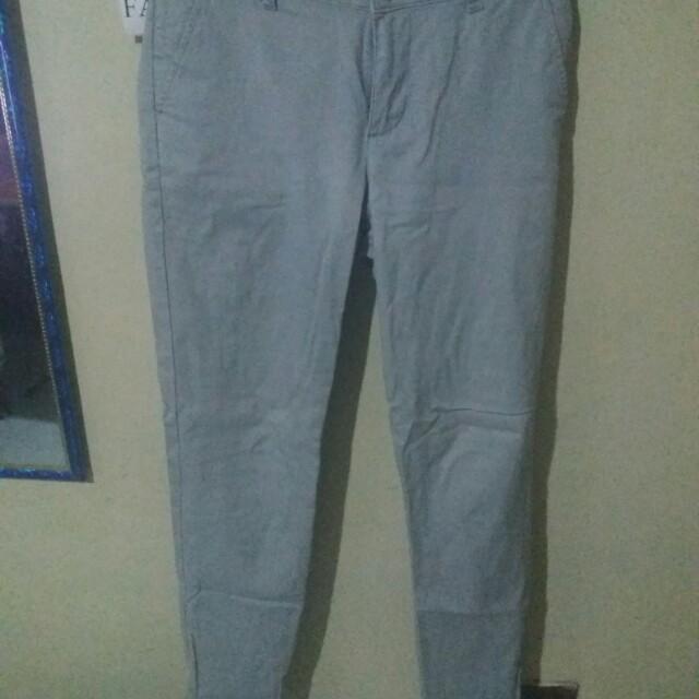 Human Gray Pants