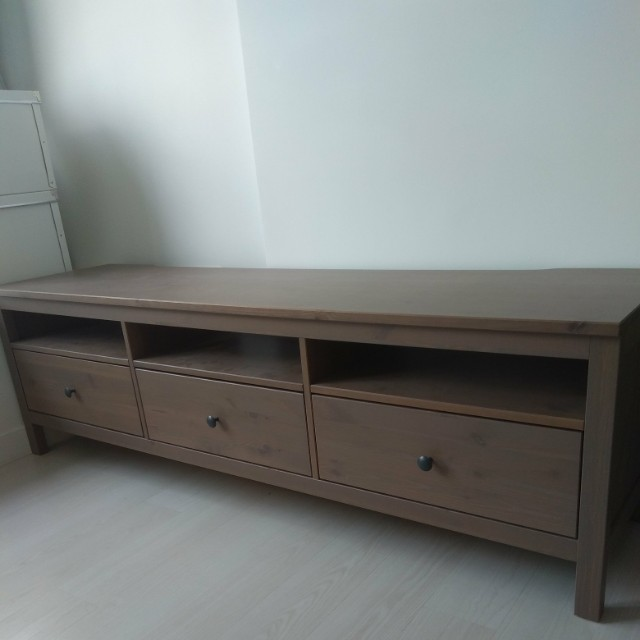 Hemnes Tv Kast.Hemnes Tv Meubel Meuble Gallery Collection