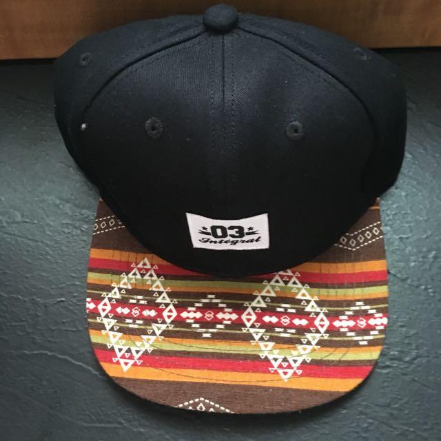 integral 03 想換帽子