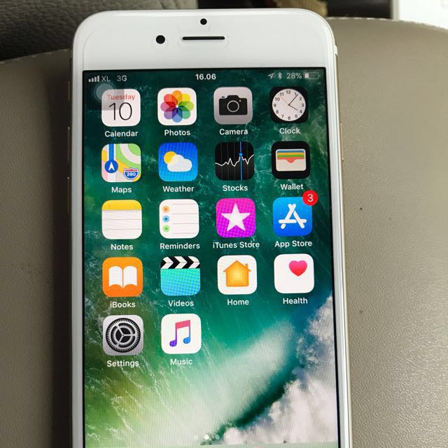 iPhone 6 Gold 32GB second mulus FullSet Garansi iBox s.d. juli 2018 ... 93abb39e33