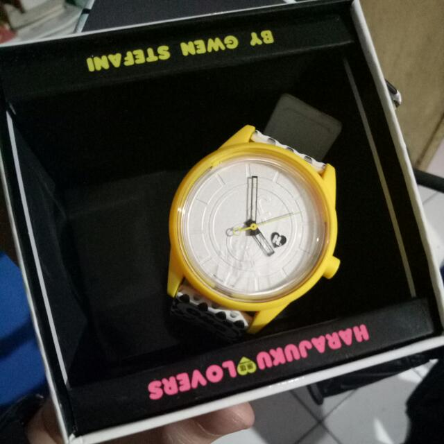 Jam Tangan Solar Harajuku Version