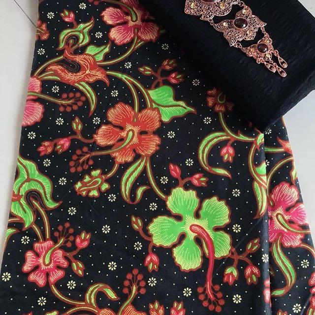 Kain Batik Flower Simanis Primisima