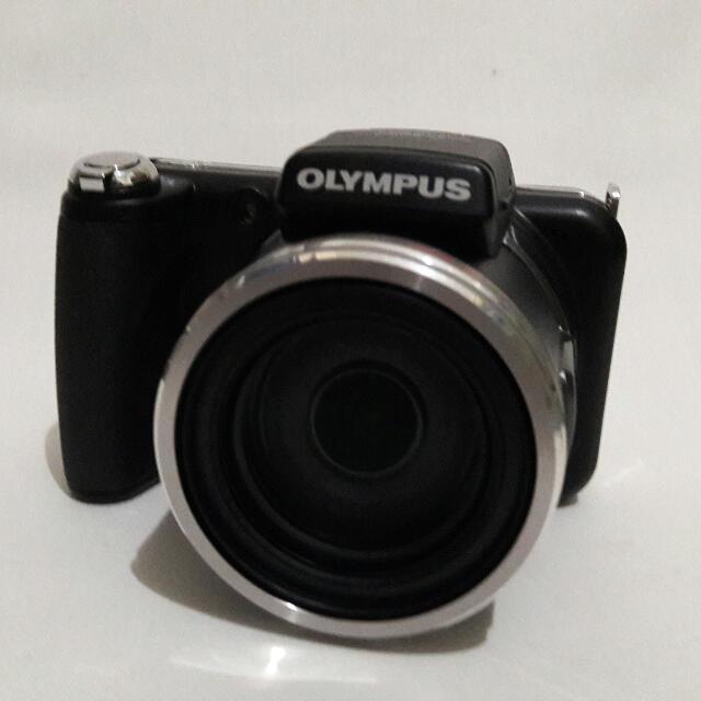 Kamera Olympus Sp800uz