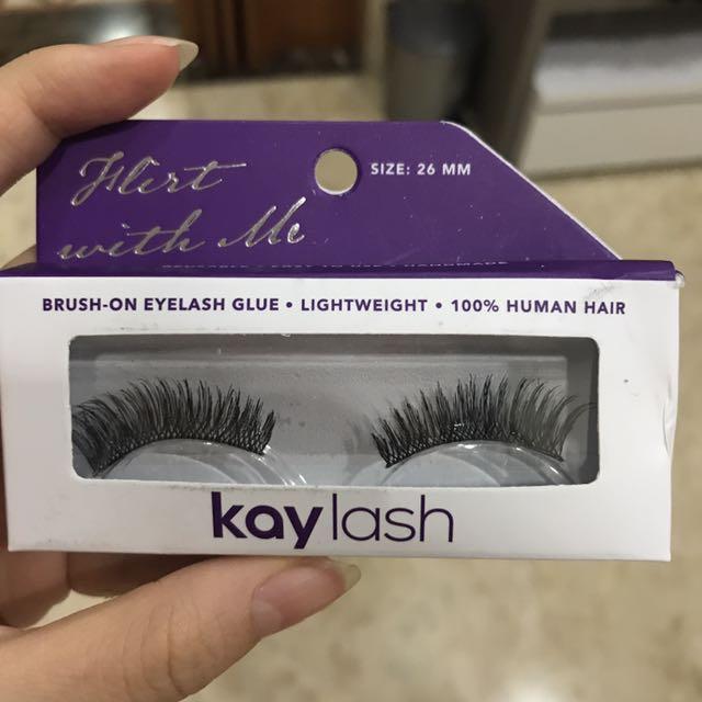 Kay lashes
