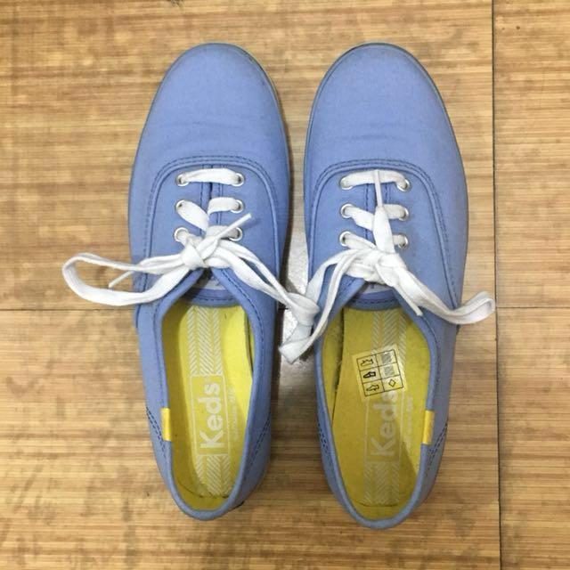Champion Light Blue Oxford Sneaker