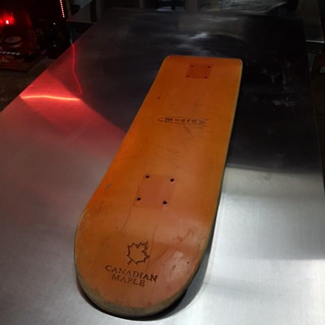 🇸🇬 L790mm m-cro skateboard