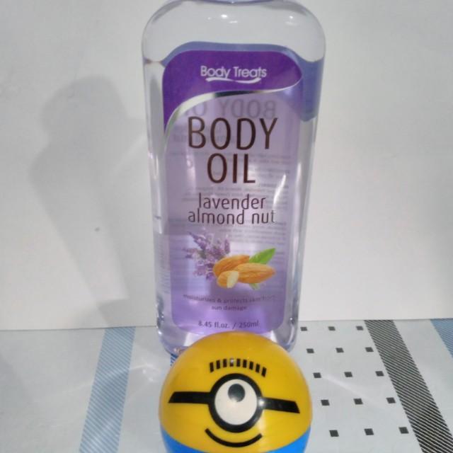 Lavender w/ almond oil