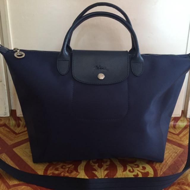longchamp blue