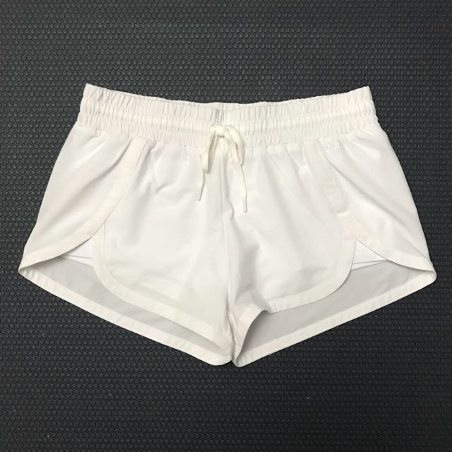 Lorna Jane brand new shorts XS white
