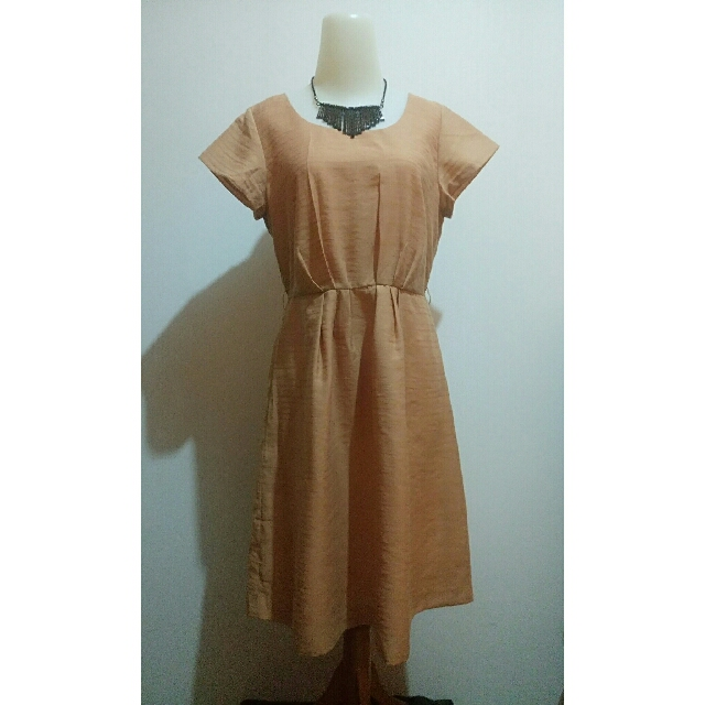 Loveable Orange Dress