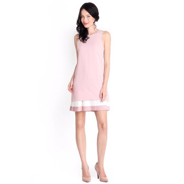 4d8381688cb LP Lilypirates Honeyed Thoughts Dress in Dusty Pink (S)