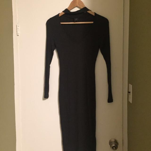 M for Mendocino Dress