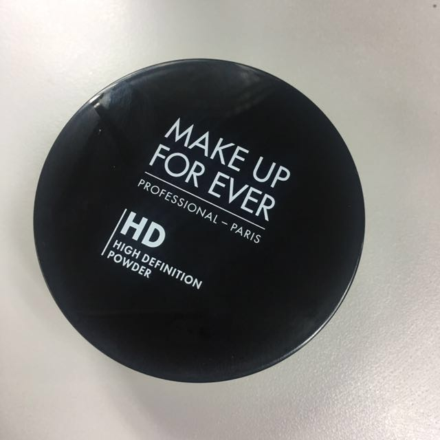 Make Up Forever HD Powder