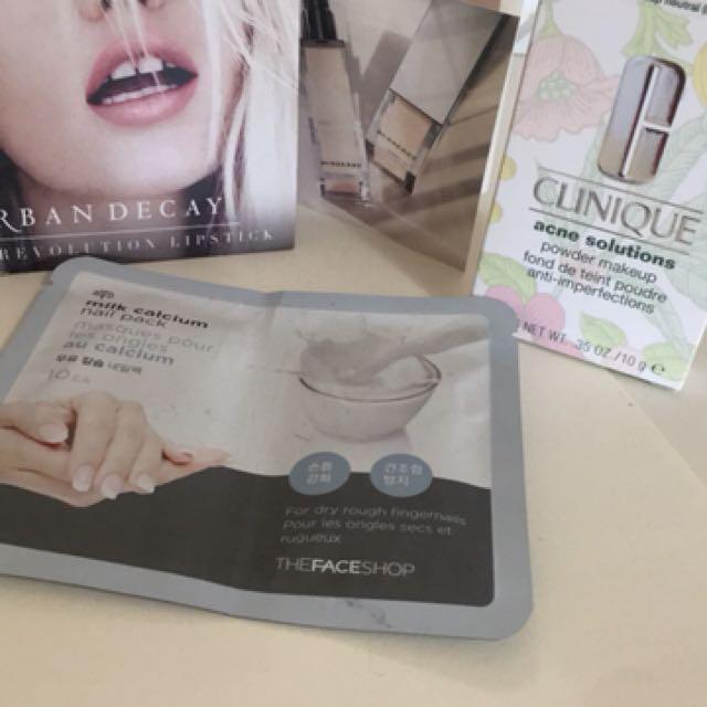 Make-up & Skin Care Bundle