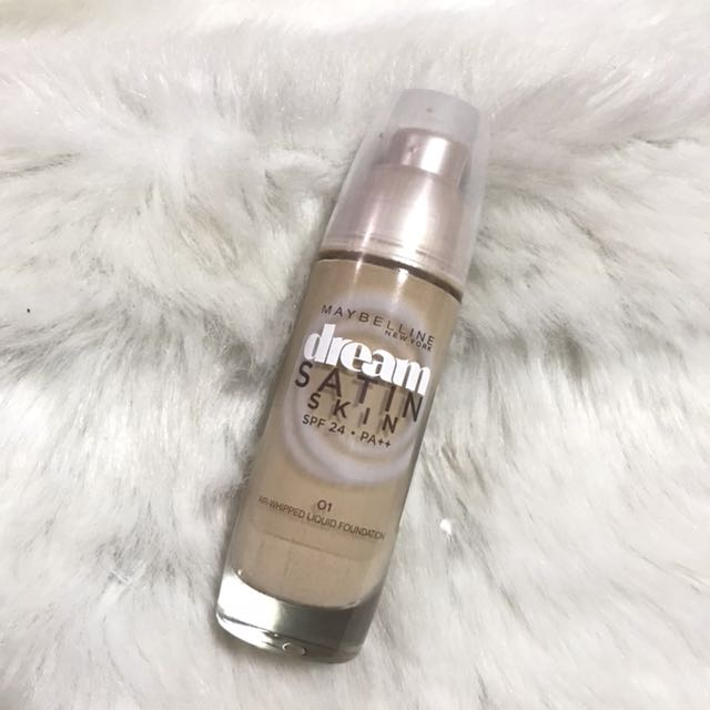 Maybelline dream satin 01 (original)