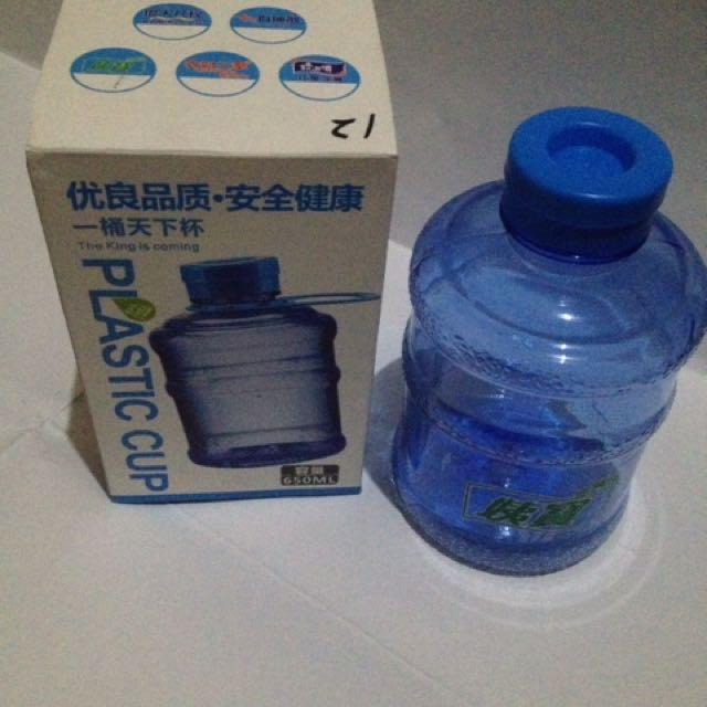 Mini Water Barrel