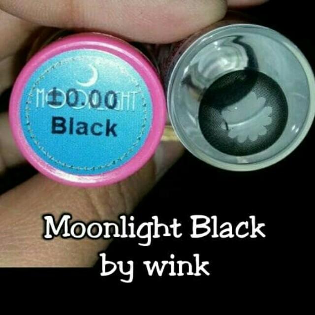 moonlight black by wink