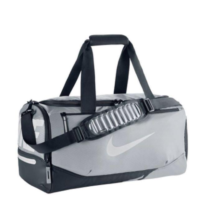 Nike Vapour Max Air Small Duffel Bag - grey