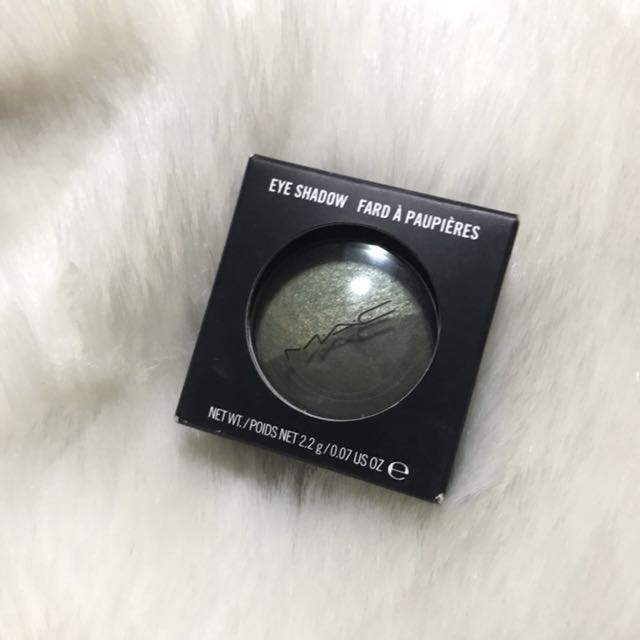 Original MAC eyeshadow (shade and wisdom)