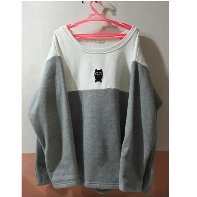 Korean Oversized Sweater