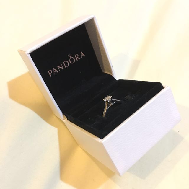 3ca023650 Pandora ring box / charm box, Luxury, Accessories on Carousell
